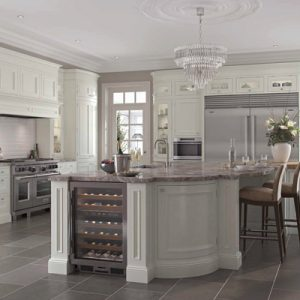 Charlotte small kitchen design