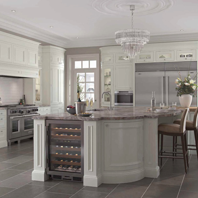Charlotte small kitchen design