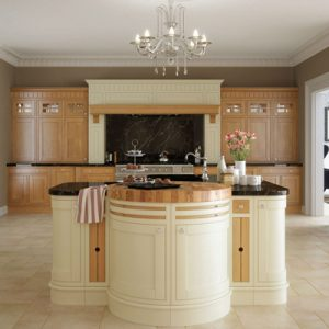 Luxury fitted kitchens