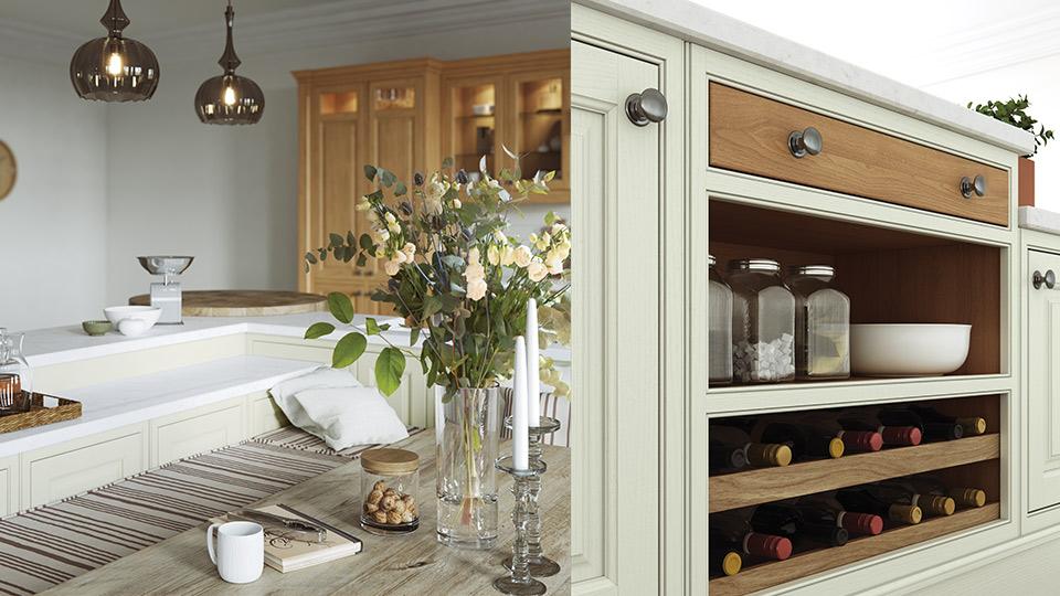 Kitchen Storage by langley