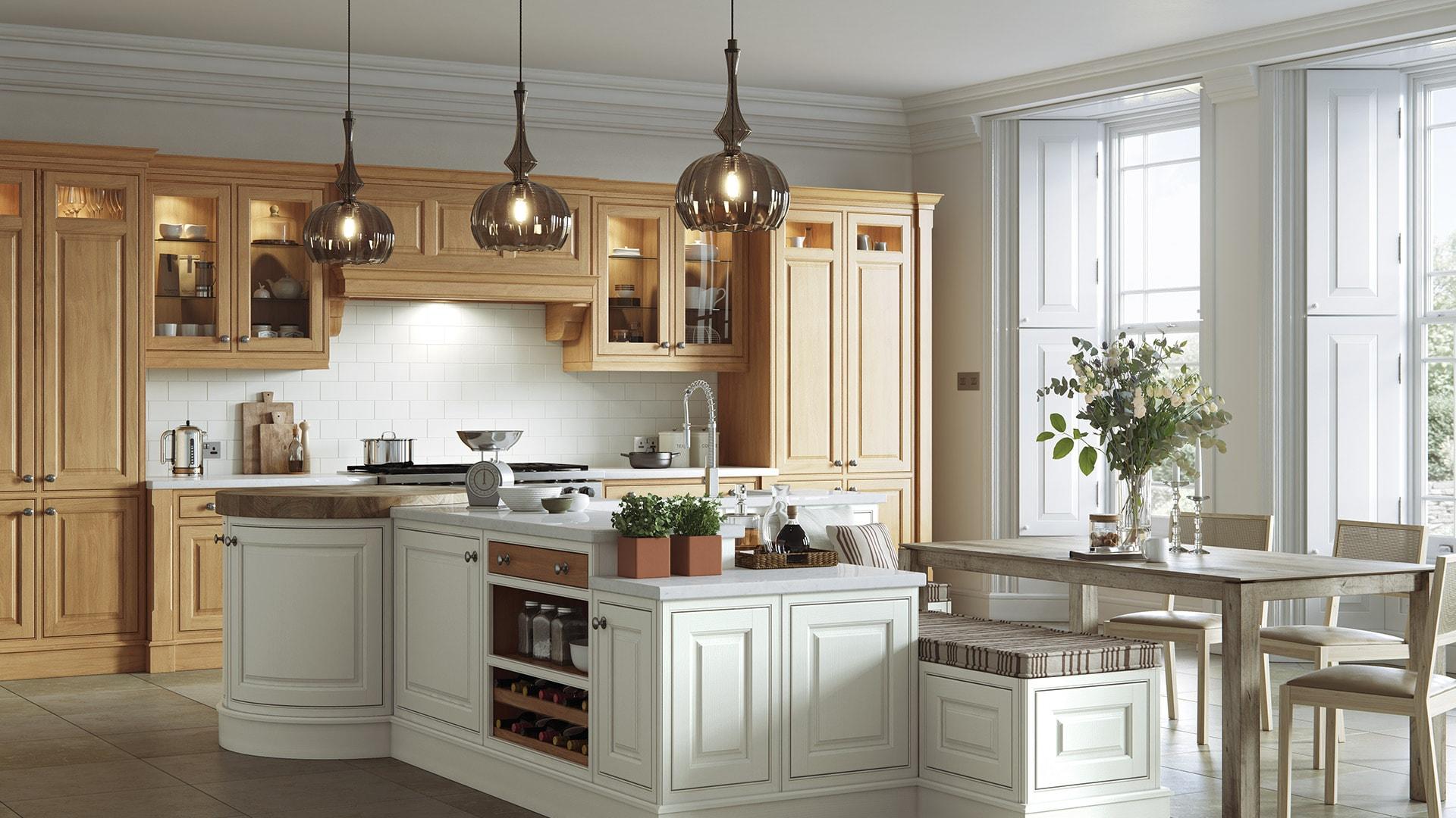 Langley luxury kitchen